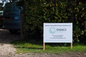 Another EnergyMyWay Renewable Energy Installation