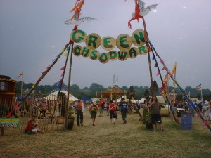 Glastonbury Greenfields