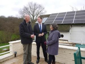 Greg Barker domestic solar pv