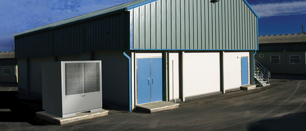 Commercial Air Source Heat Pump