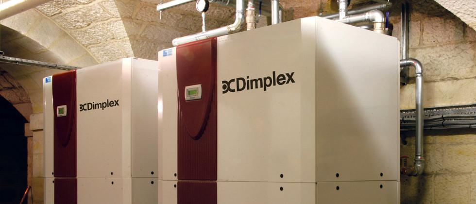 Dimplex commercial Ground Source Heat Pumps