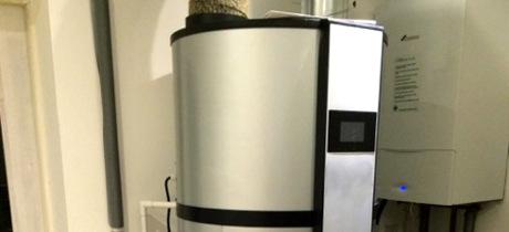 Domestic Exhaust Air Heat Pump