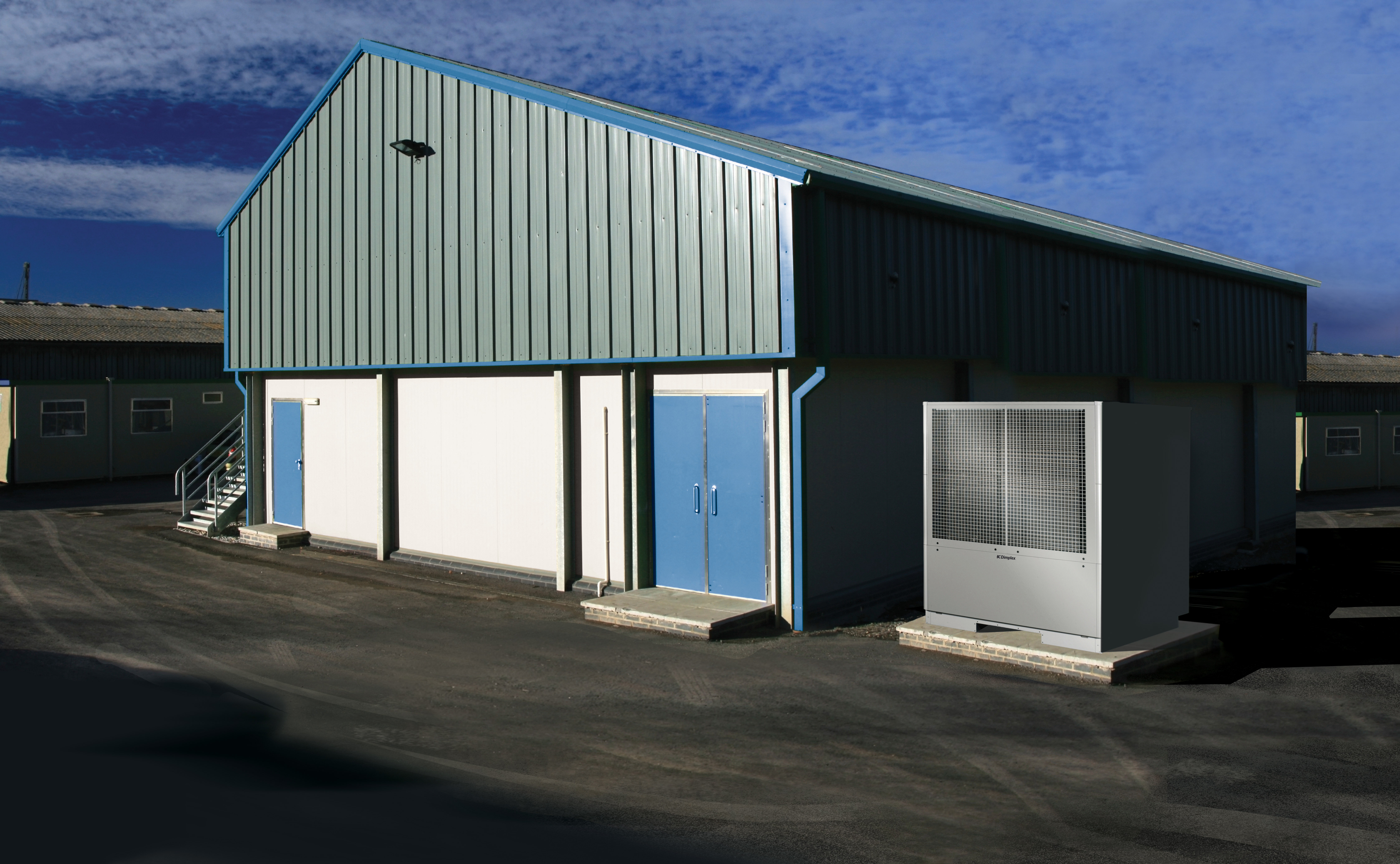 Energymyway Rhi For Commercial Air Source Heat Pump