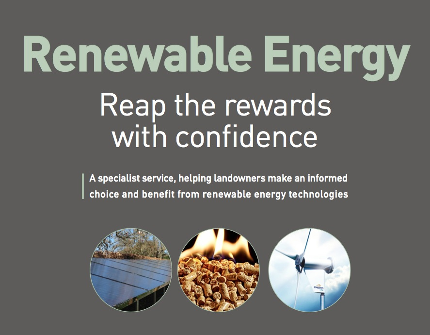 Download our brochure to learn how EnergyMyWay can help landowners and rural businesses save money and how to make the right choice for you.