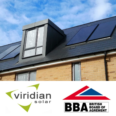 Viridian Solar Panels at EnergyMyWay