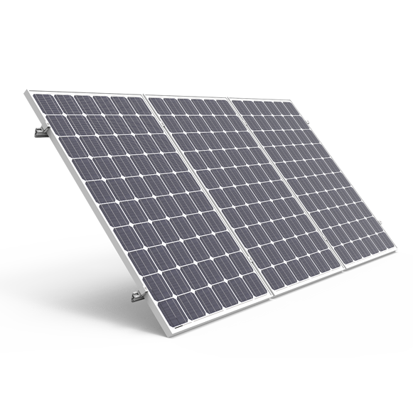 Just one example of Autarco's solar mounting kits