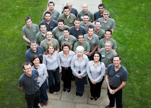 The EnergyMyWay Team