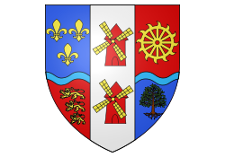 North Hykeham coat of arms