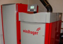 Windhager Boiler