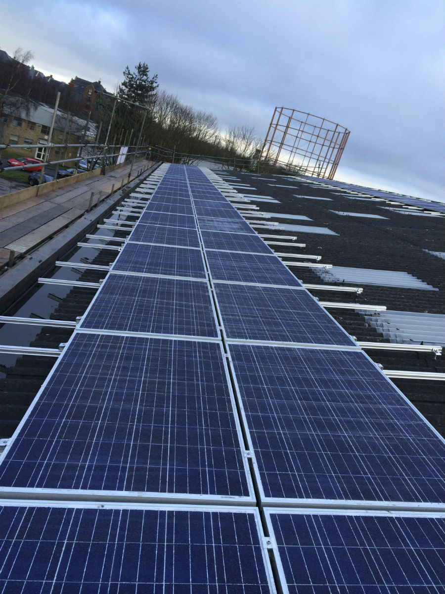 Solar PV complete