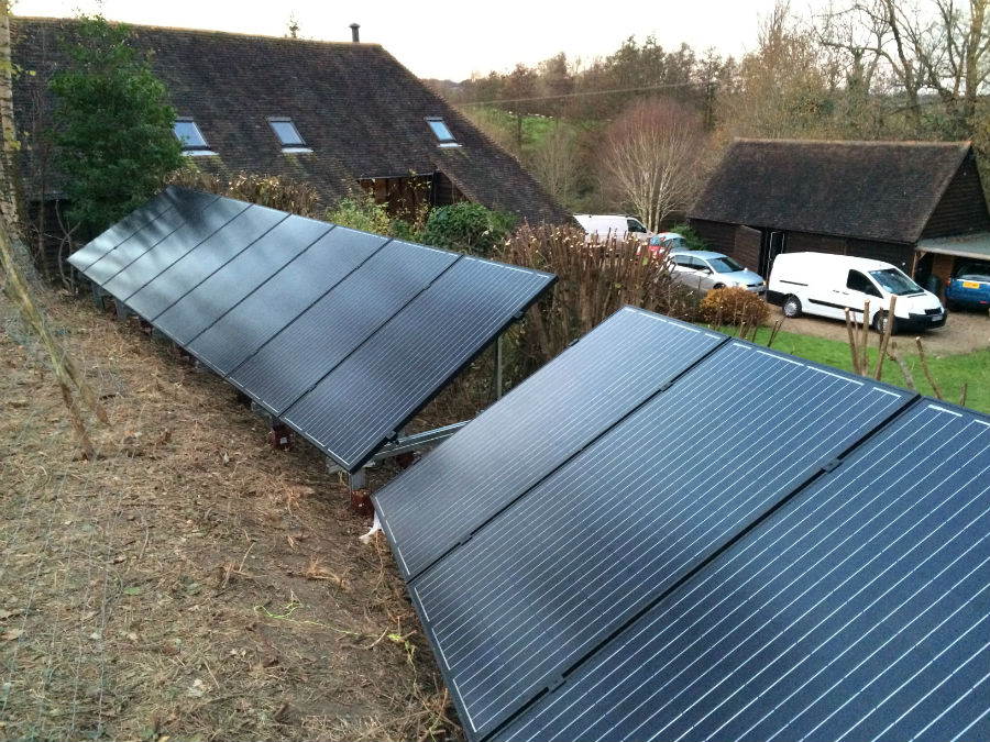 Stafford Ground Mnt Solar PV