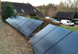 Stafford Ground Mount Solar PV