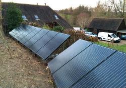 Stafford Ground Mount Solar PV