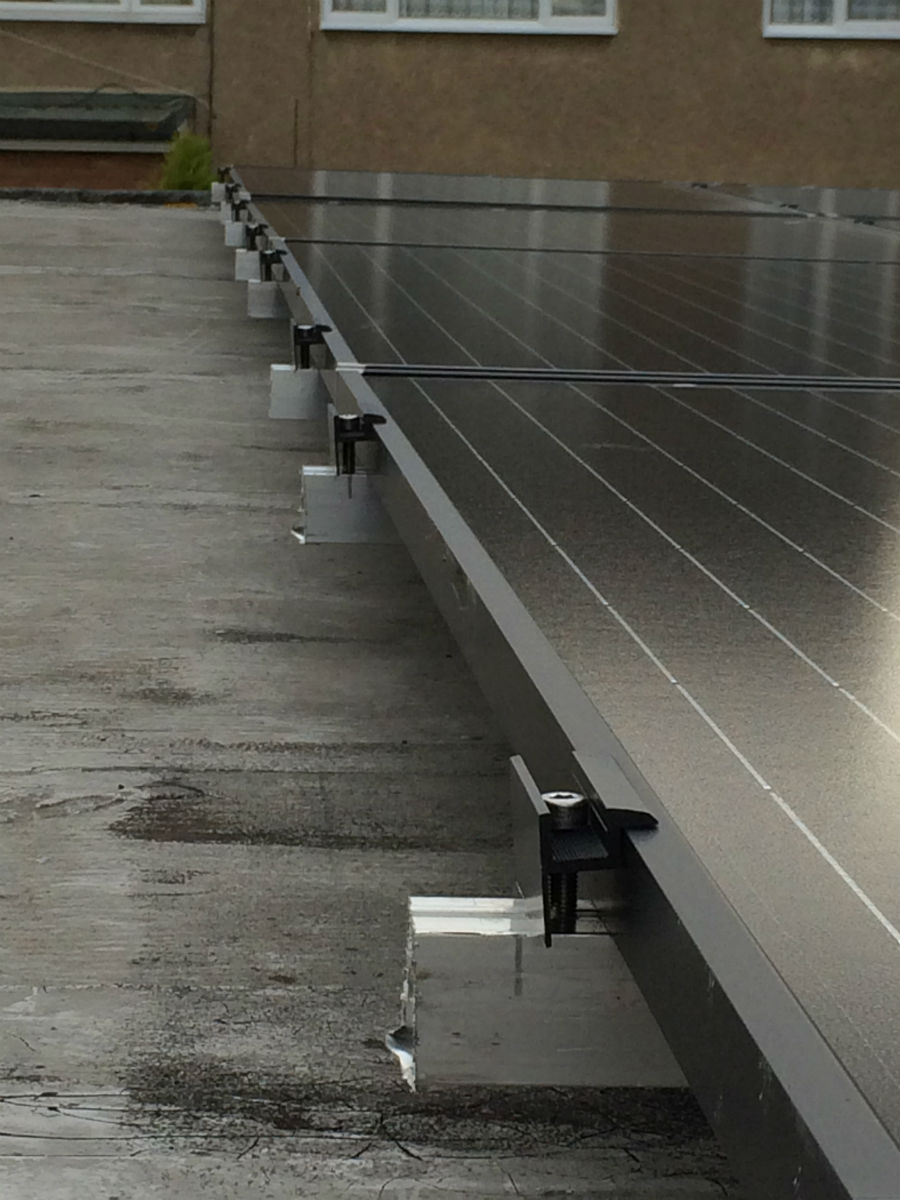 Solar Pv For Flat Roof Property Energymyway