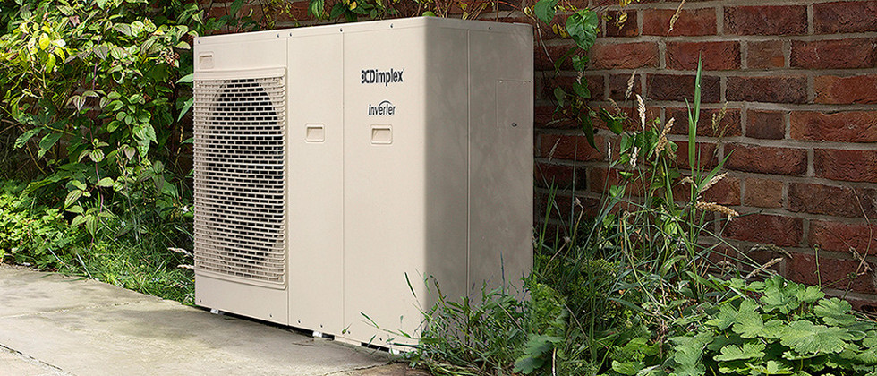 Domestic Air Source Heat Pump