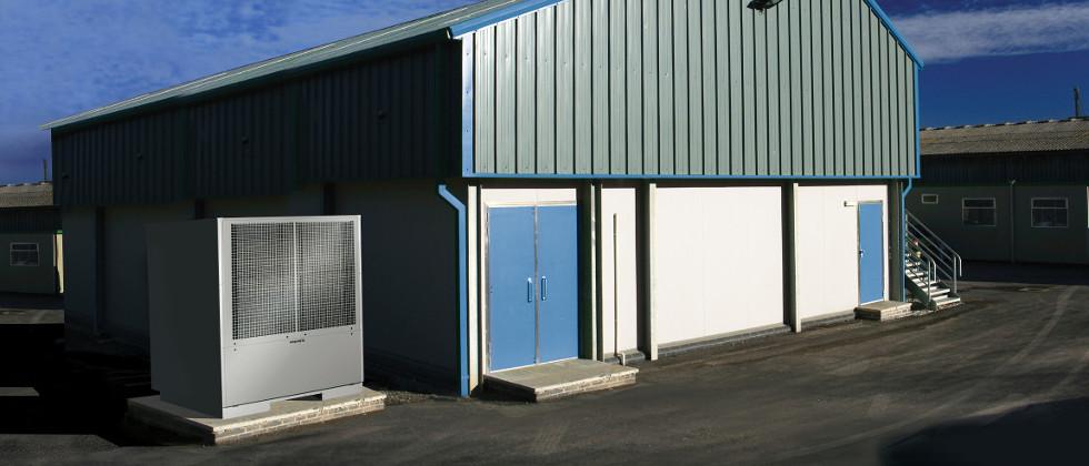 Commercial Air Source Heat Pump
