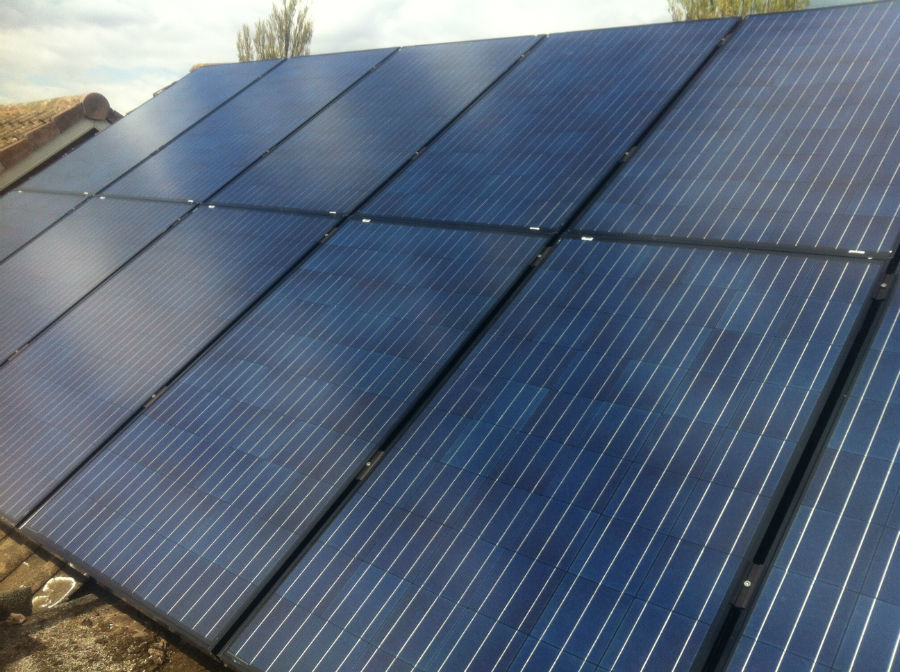 Black Solar Pv Panels More Aesthetically Pleasing