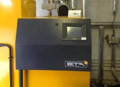 ETA boiler installed FI