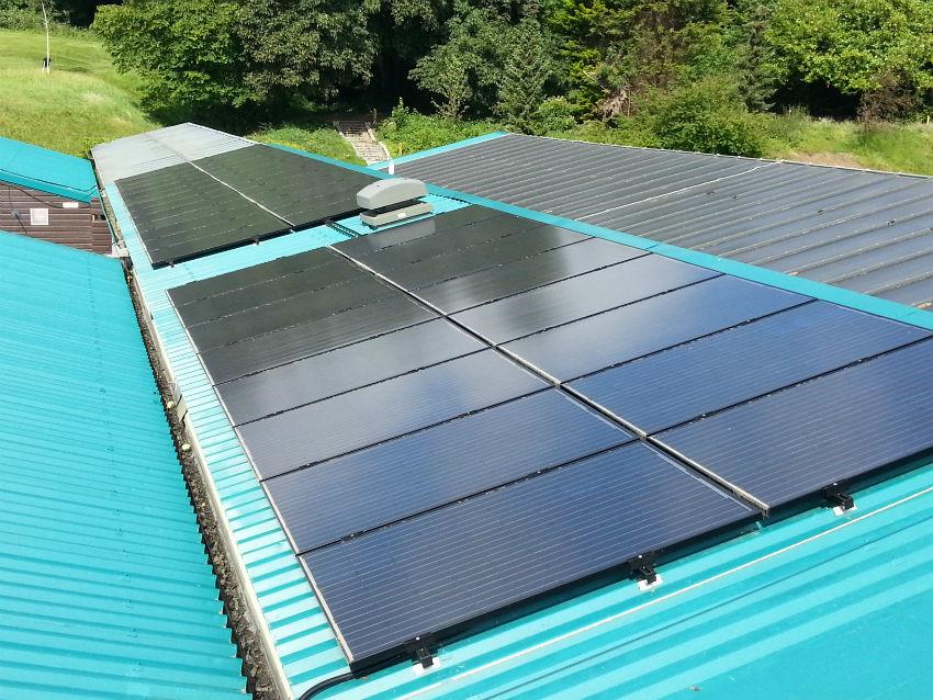 Solar Panels installed 2