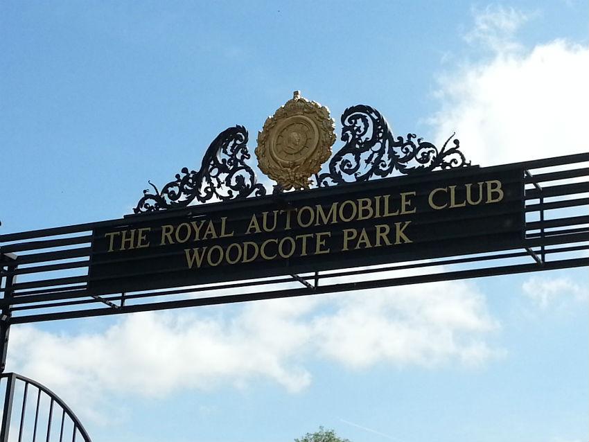 Woodcote Park
