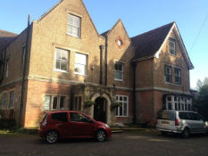 Saxon Court Residential Care Home adj