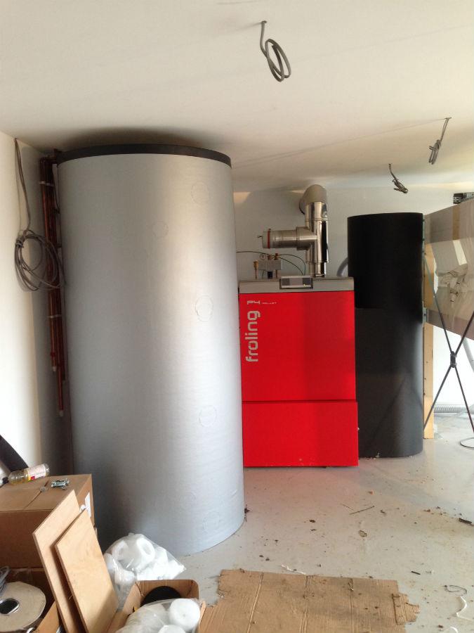 froling boiler