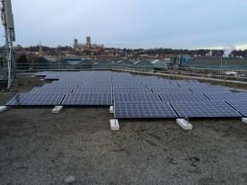 Commercial Solar PV Lg Panels