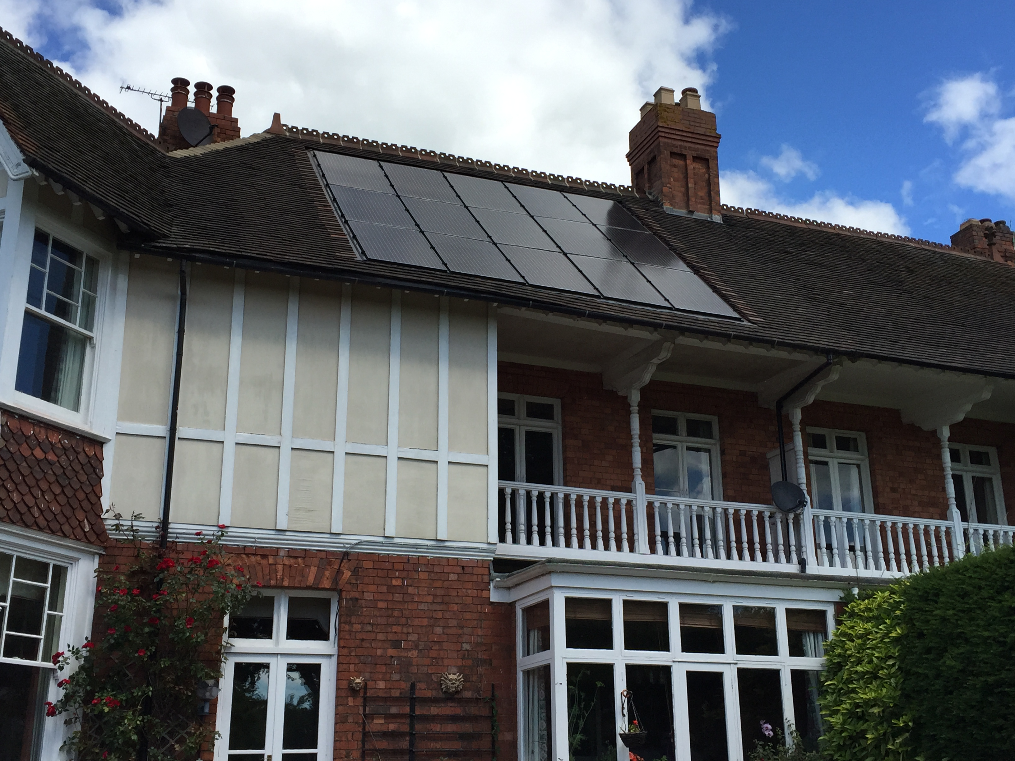 In Roof Solar Lincolnshire