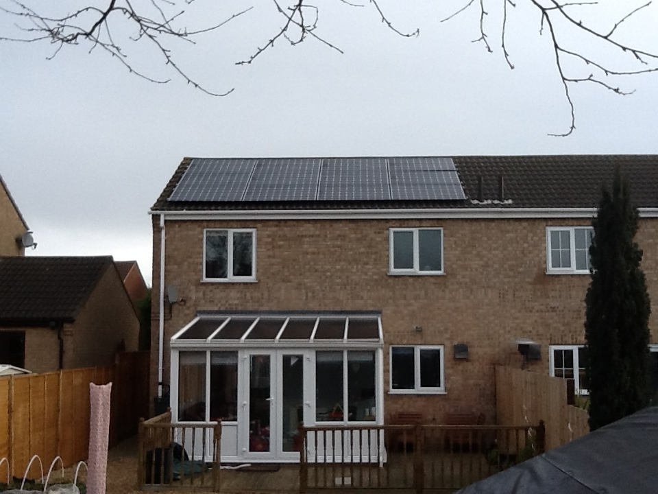 Solar Panels Lincolnshire